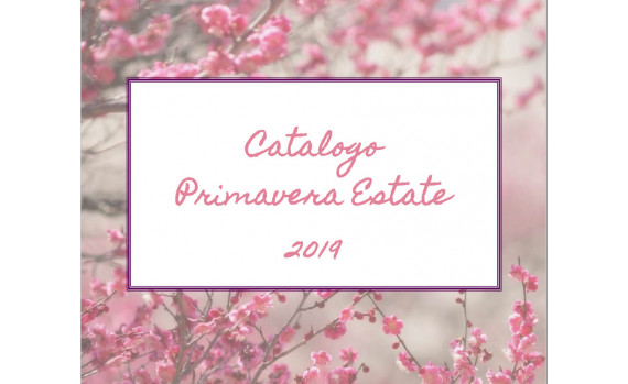 Catalogo Primavera Estate 2019
